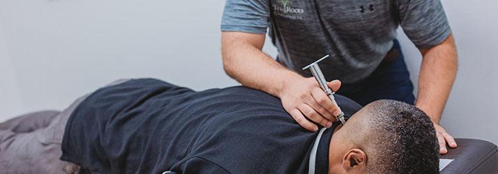 Chiropractic Mt Juliet TN Torque Release Technique Integrator